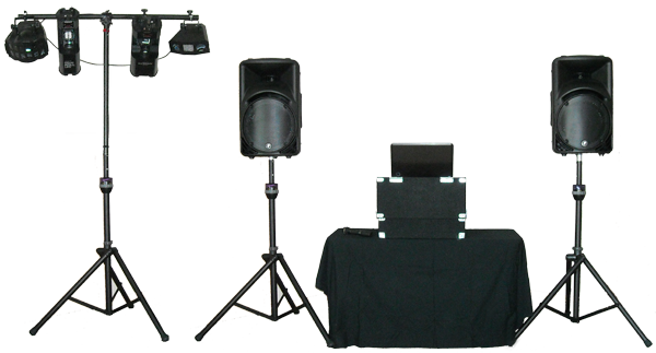Twin Cities Area Dj System
